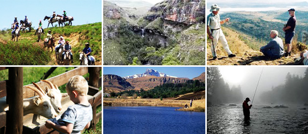 NATURE RESERVES IN THE NATAL MIDLANDS