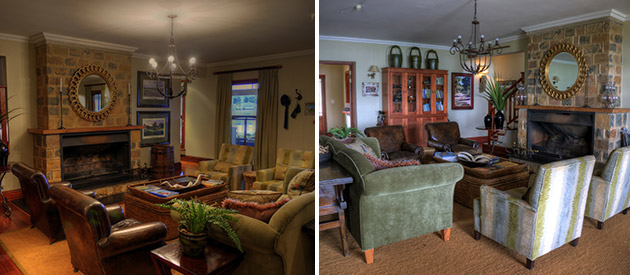 Gowrie Farm - Gowrie Golf Course Estate & Accommodation - Nottingham Road - KwaZulu-Natal